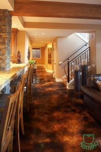 124 best images about Flooring on Pinterest   Stained ...