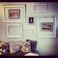 Shabby chic wall decor | Shabby Chic Bedroom | Pinterest ...