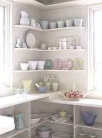 1000+ ideas about Corner Shelves Kitchen on Pinterest ...