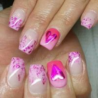 256 best images about February nail art on Pinterest ...
