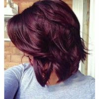 Top 25 ideas about Chocolate Cherry Hair on Pinterest ...