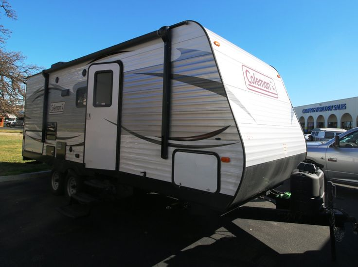 1000 ideas about Coleman Travel Trailers on Pinterest