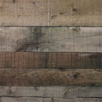 Shop Georgia-Pacific 48-in x 8-ft Smooth Brown MDF Wall ...