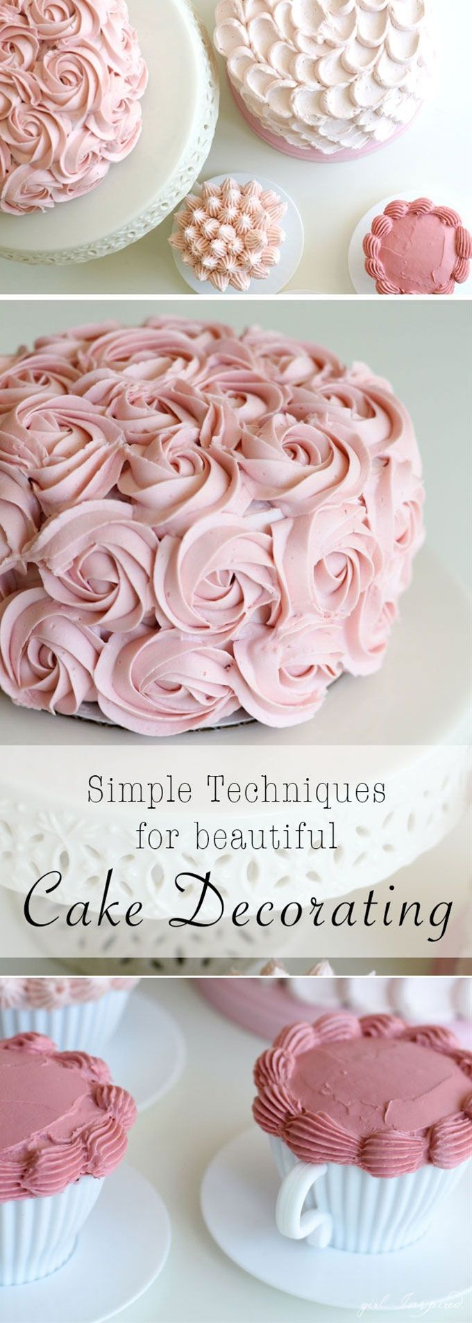 25 Best Ideas About Cake Decorating Classes On Pinterest Piping