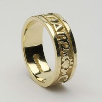 My Wedding Band Option #3