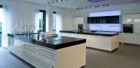 Large island | Large modern kitchens | Pinterest | All ...