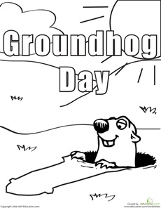 1000+ images about Groundhog Preschool Stuff on Pinterest