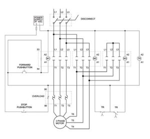 3 Phase Motor Wiring Diagrams | NonStop Engineering | Electronic | Pinterest | Motors, Chang'e