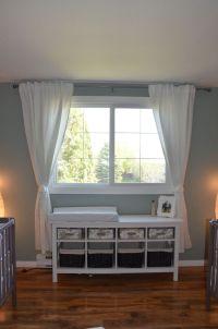 1000+ ideas about Nursery Window Treatments on Pinterest ...