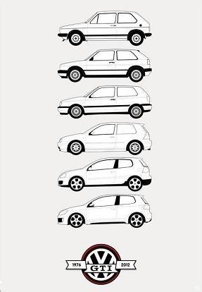 78 Best ideas about Volkswagen Golf Mk1 on Pinterest