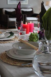 Harvest table setting - Sadonkorjuujuhlan kattaus | Table ...