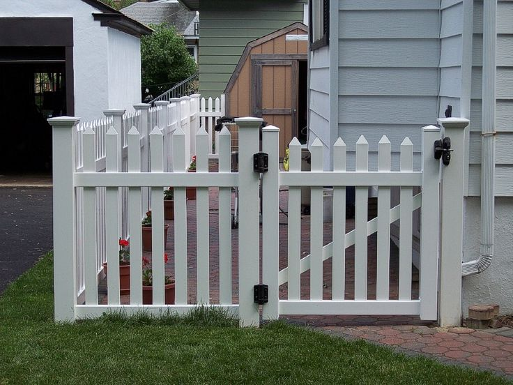 25 Best Images About Fences And Gates On Pinterest