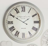 25+ Best Ideas about Large Wall Clocks on Pinterest