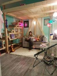 Best 20+ Girls loft bedrooms ideas on Pinterest