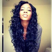 aaliyah inspired hair