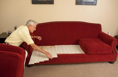 Furniture Fix The Quick Fix For Old Sagging Furniture