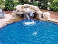 1000+ ideas about Waterfall Design on Pinterest   Backyard ...