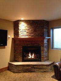 Best 25+ Corner fireplaces ideas on Pinterest