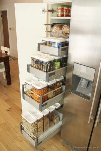 25+ best Kitchen Pantry Cabinets ideas on Pinterest ...