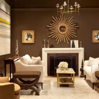 17 Best ideas about Chocolate Brown Walls on Pinterest