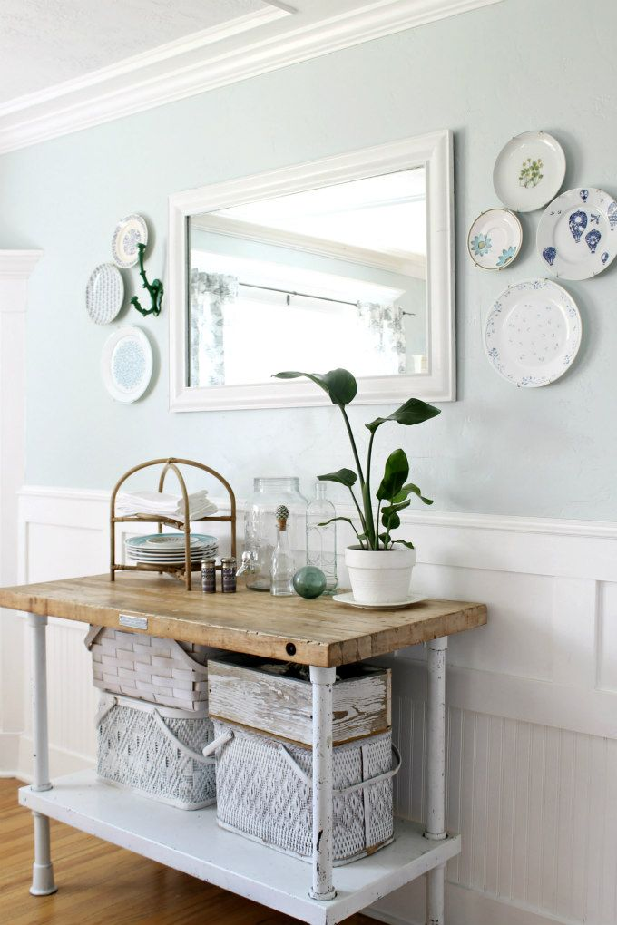 25+ best ideas about Plates On Wall on Pinterest