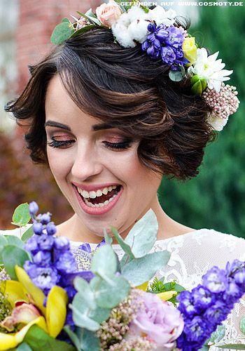 1000 Ideas About Brautfrisur Bob Sur Pinterest Hochzeitsfrisur