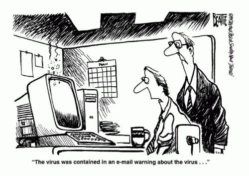 Cyber Security: Cyber Security Humor