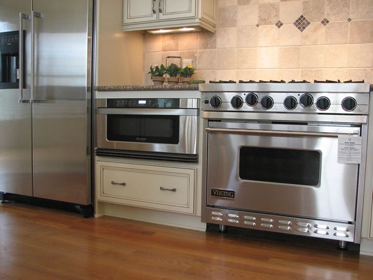 Sketch of Microwave Drawer Reviews  Kitchen Design Ideas