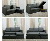 25+ Best Ideas about L Shaped Sofa Bed on Pinterest | Twin ...