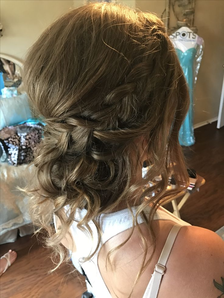 25 best ideas about Loose curls updo on Pinterest  Loose