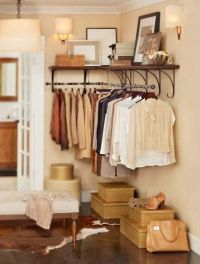 Best 20+ No Closet Solutions ideas on Pinterest