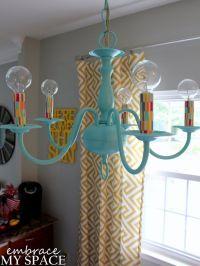 Best 25+ Cheap chandelier ideas on Pinterest | Diy light ...