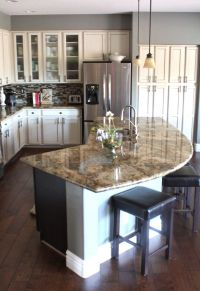 25+ best ideas about Kitchen islands on Pinterest