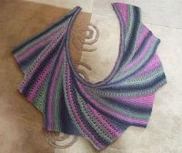 87 best images about Wingspan Shawls on Pinterest | Free ...