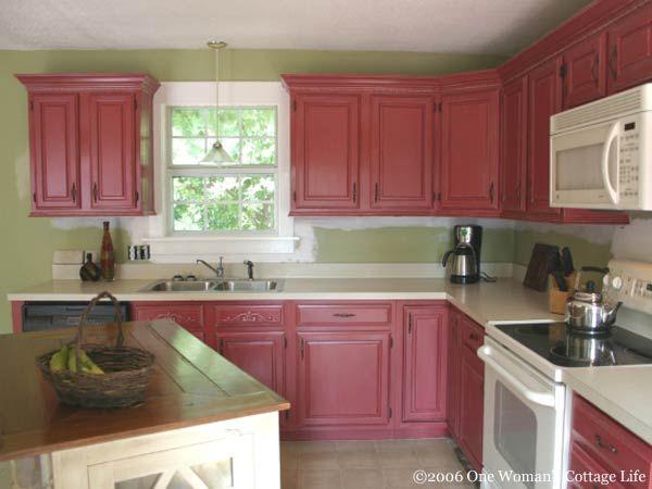 115 best whitewash kitchen cabinet images on Pinterest