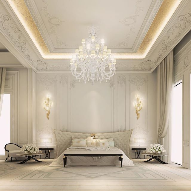 Master Bedroom Design Dubai UAE IONS DESIGN Dubai