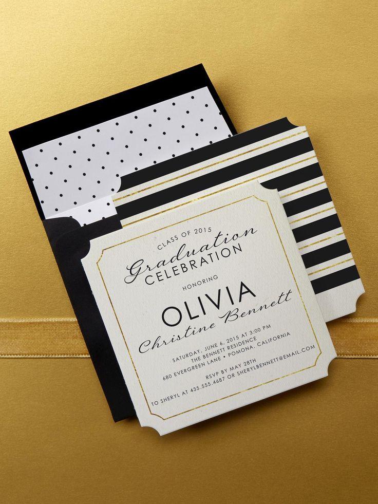Best 25 Graduation Invitations Ideas Only On Pinterest