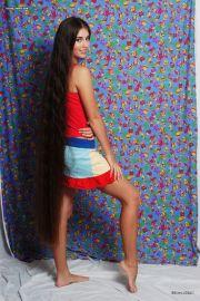 lalana long hair goddesses