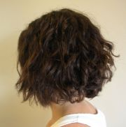 beach wave perm hair styles