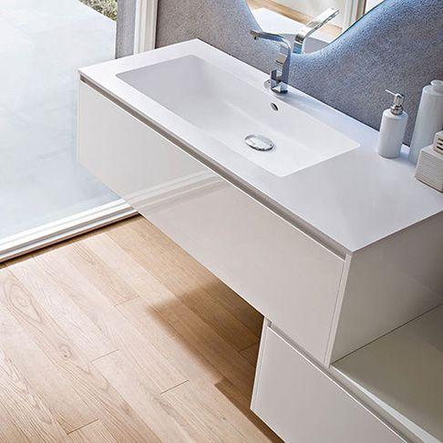 Arredare un bagno piccolo Mobili bagno per piccoli spazi  Espacio Bao  Pinterest  Piccolo