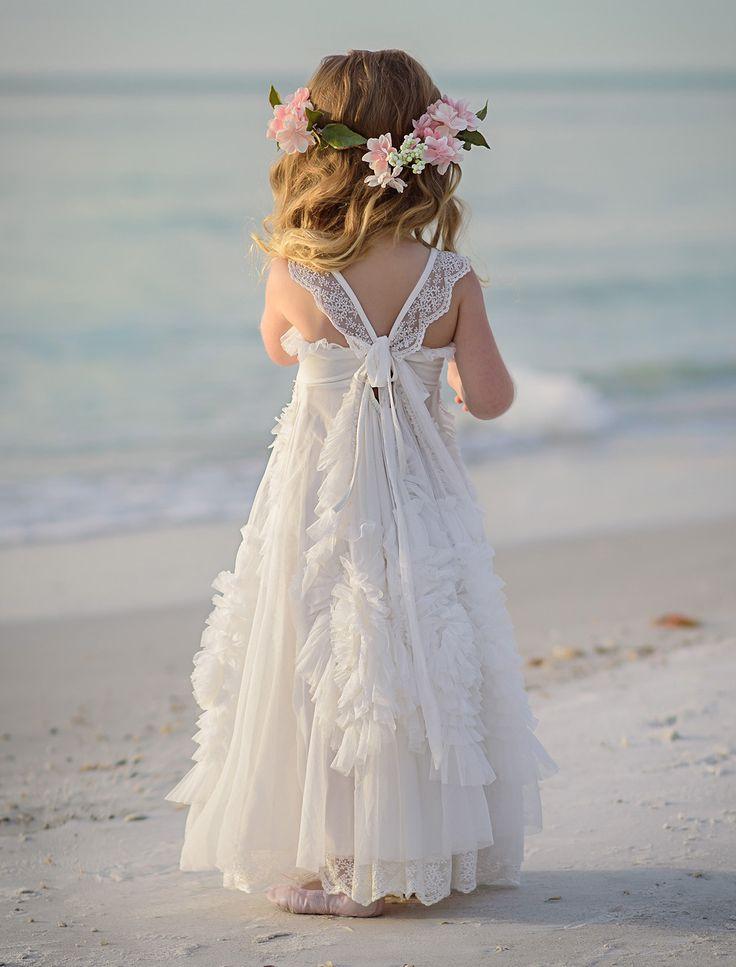 Baby Flower Girl Dresses Pinterest