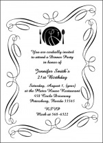 51 best images about Party Invitation Cards on Pinterest