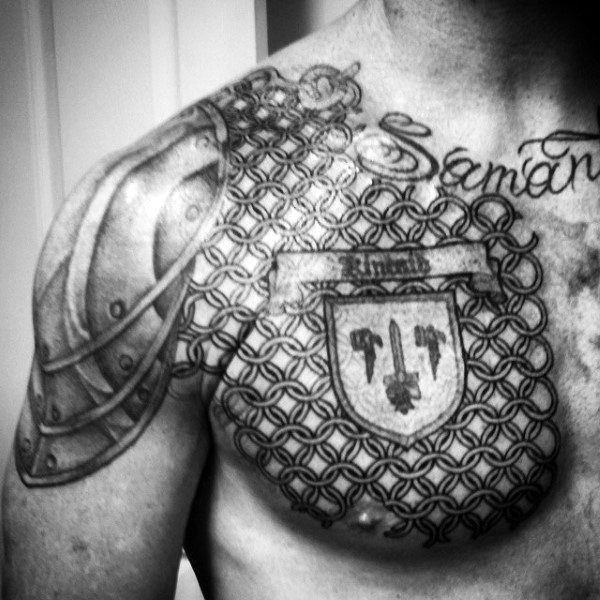 20 Christian Warfare Tattoos Ideas And Designs