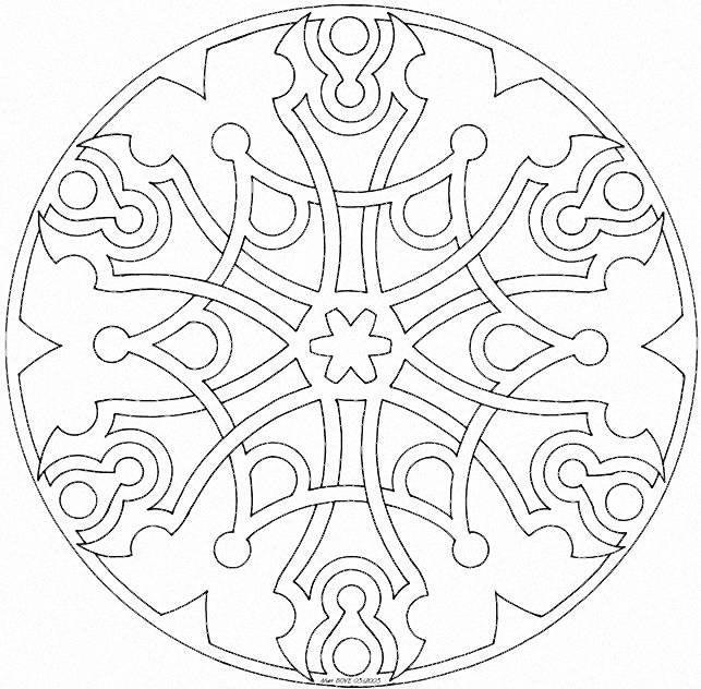 17+ best ideas about Mandala Printable on Pinterest