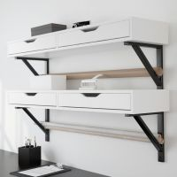 25+ best ideas about Shelf with drawer on Pinterest ...