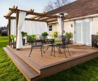 25+ best ideas about Low Deck on Pinterest | Backyard ...