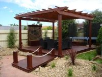 17 best images about Spa pergola ideas on Pinterest