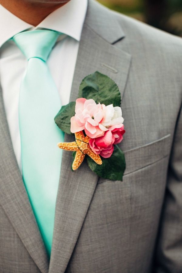 25 Best Ideas About Beach Wedding Boutonniere On