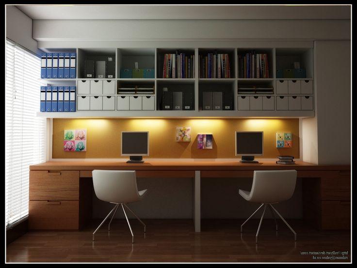 17 Best ideas about Ikea Home Office on Pinterest
