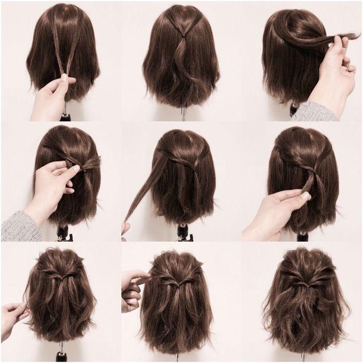 169 Besten Frisuren Bilder Auf Pinterest